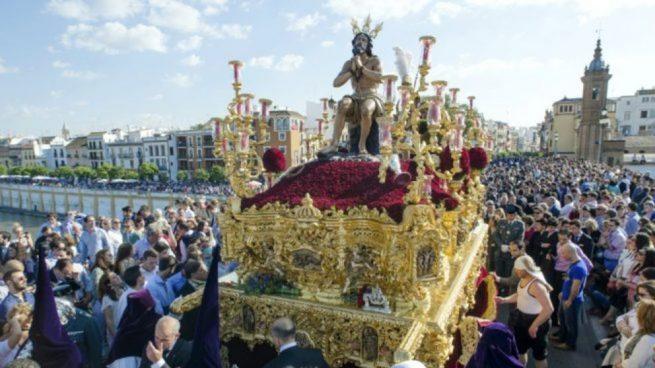 Semana Santa Sevilla 2019 horario itinerario hoy lunes 15 abril