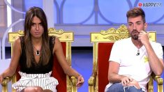 Sofía Suescun y Alejandro Albalá