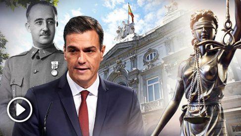El Supremo postpone la decisión sobre Franco