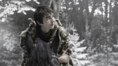 Bran en 'Juego de Tronos'