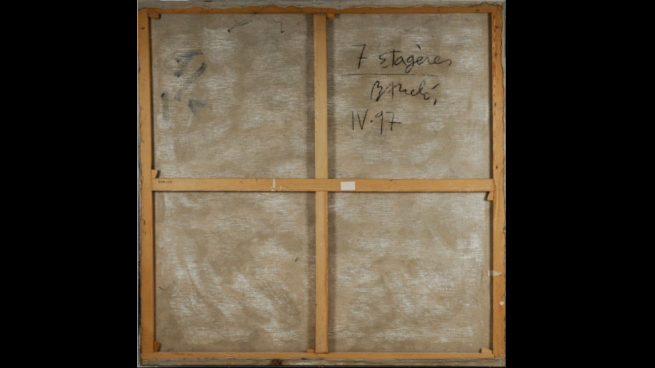La galería Tessera subasta este viernes por primera vez una obra de Miquel Barceló: ' 7 Etagères'
