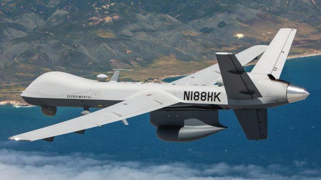 El Ejército desplegará en el Estrecho drones Predator comprados a EEUU para vigilar las pateras