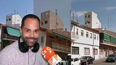 El candidato de Ciudadanos Arganda apartado y su aplicación de casa.