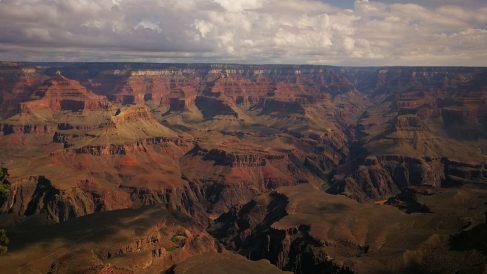 El Gran Cañón de Colorado en EEUU. Foto: Europa Press