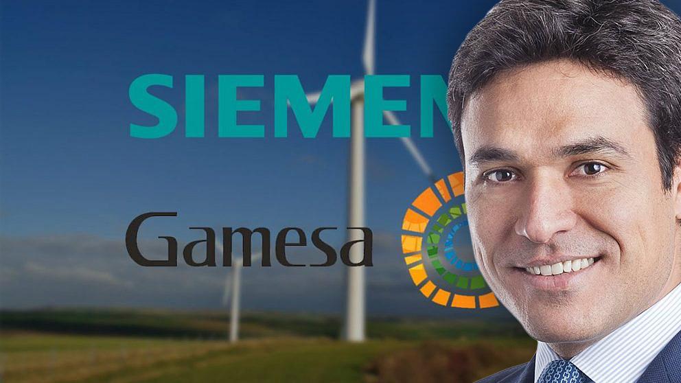 El CFO de Siemens Gamesa, David Mesonero.