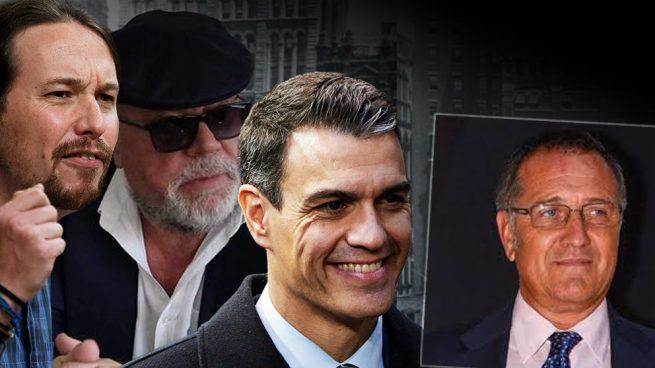 Dimite el vicedircom de Sánchez por dar a Villarejo el chat con el «la azotaría hasta que sangrase» de Iglesias