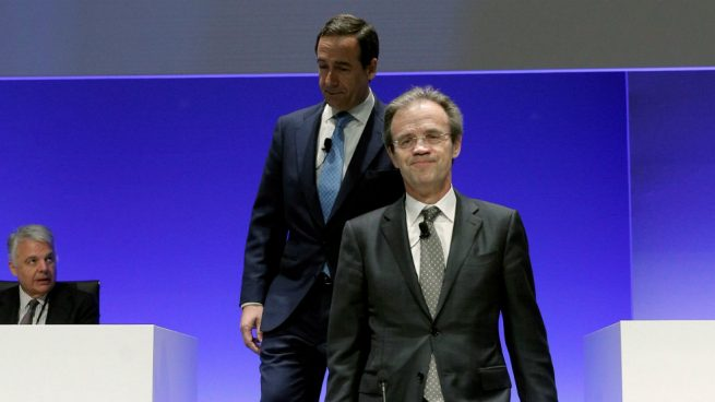 El presidente de Caixabank Jordi Gual abandonará el consejo del nuevo banco