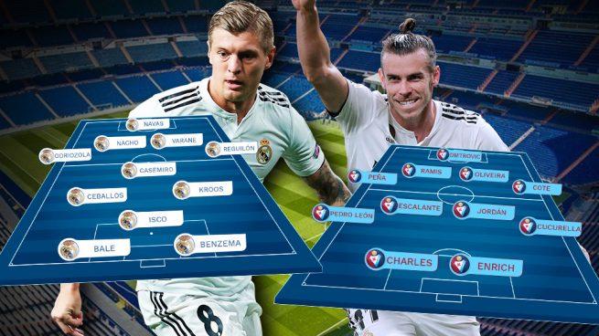 Real Madrid – Eibar: Limpia… de imagen