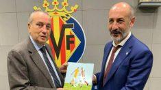 Fernando Roig y Aitor Elizegi (Athletic Club)