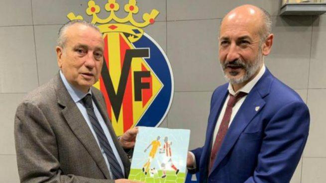 Fernando Roig y Aitor Elizegi