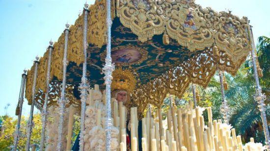Semana Santa Sevilla 2019 martes, 16 de abril