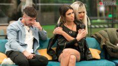 Ylenia con Sofía y Alejandro