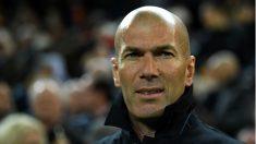 Zidane cumplirá su partido 100 en Liga con el Real Madrid (Getty).