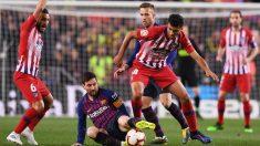 Liga Santander: Barcelona – Atlético de Madrid | Partido de fútbol hoy, en directo.