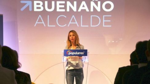 Cayetana Álvarez de Toledo, este sábado