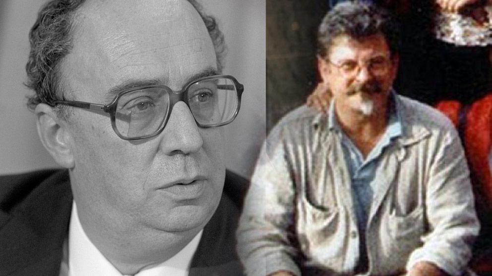 Fernando Múgica Herzog y Joseba Pagazaurtundúa.
