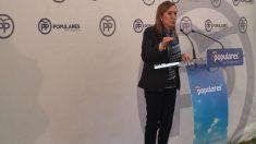 Ana Pastor, candidata del PP por Pontevedra en las elecciones generales.