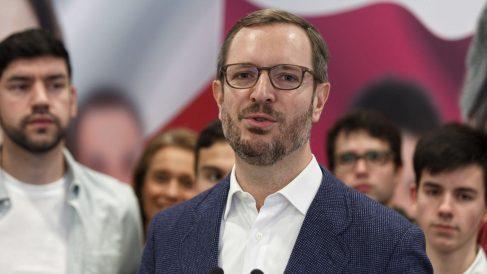 Javier Maroto, portavoz del PP en el Congreso.