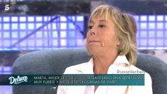 Marta Roca en 'Sábado Deluxe'