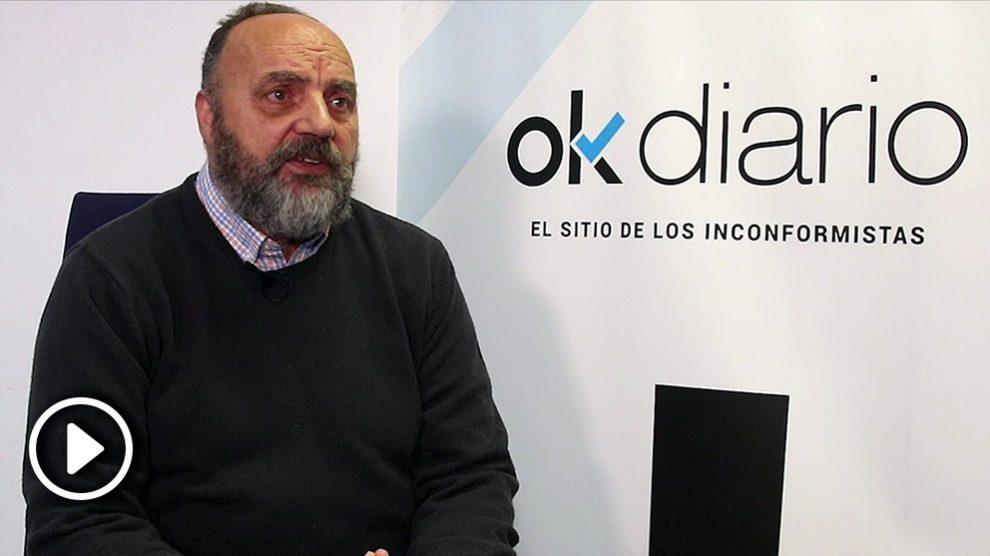 El testigo protegido del caso Nécora, Manuel Fernández Padín