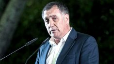 Alberto Pozas, ex director general de Información Nacional con Pedro Sánchez en Moncloa.