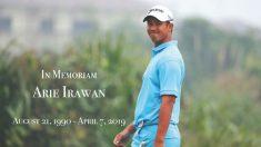 Arie Irawan.