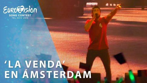 Así suena 'La venda' en Ámsterdam