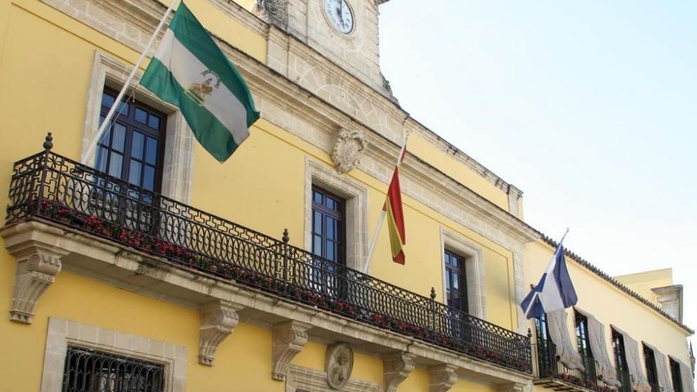 Ayuntamiento de Jerez de la Frontera (Cádiz).