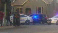 Batman aparece en Facebook sorprendiendo a los policías