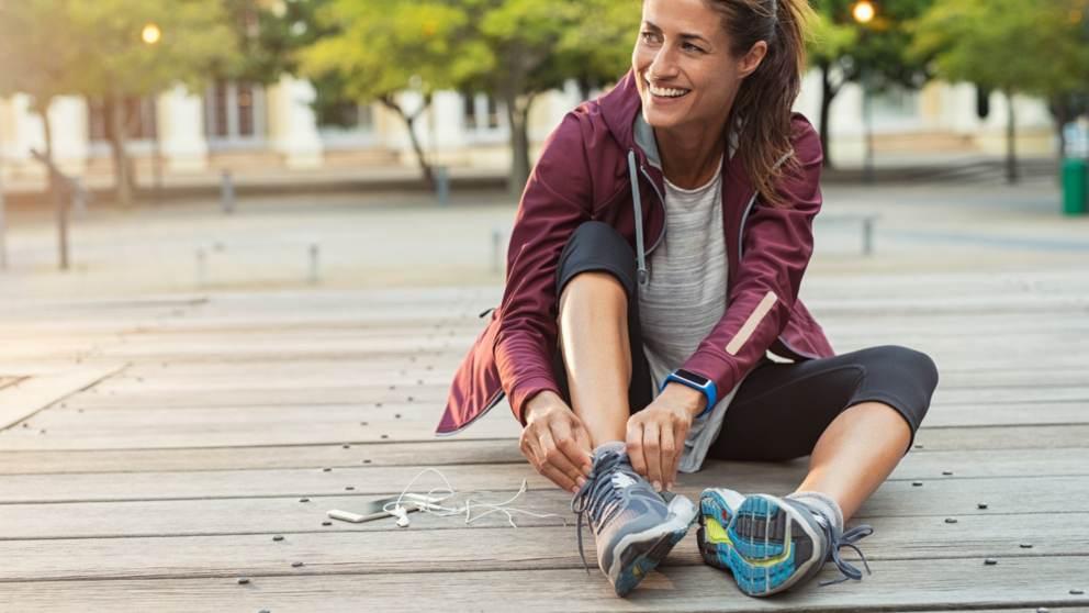Tan importante es adquirir la zapatilla de running como tener un par extra tras la carrera.
