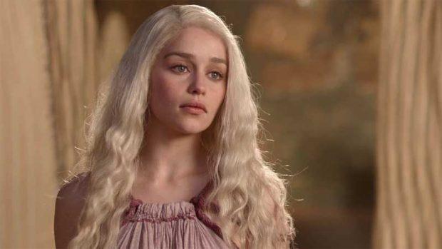 Daenerys Targaryen en la primera temporada