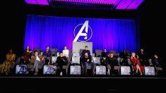 Rueda de prensa de 'Avengers: Endgame'