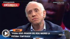 Inda desveló que Pogba en persona negocia su llegada al Real Madrid.