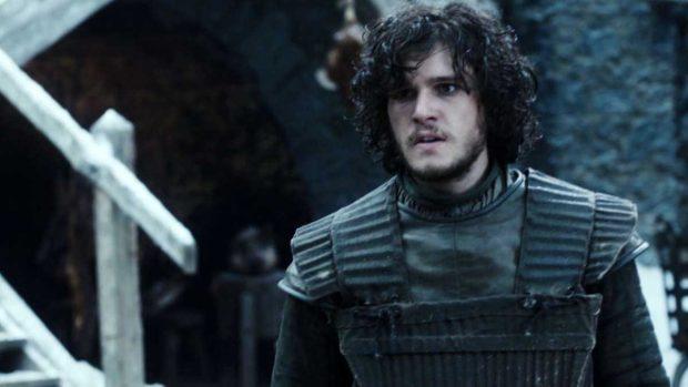 Jon Snow en el Castillo Negro