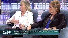 Marta y Chelo en 'Sábado Deluxe'