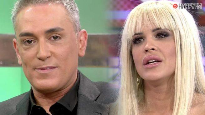 'Sálvame': El monumental enfado de Ylenia Padilla con Kiko Hernández por este motivo