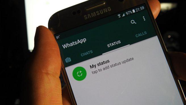 WhatsApp ya no dejará hacer captura de pantalla