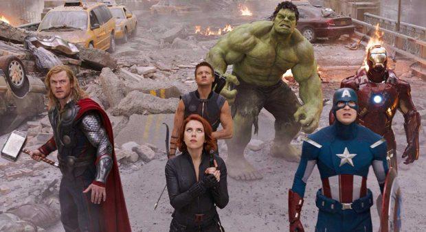 Avengers Asemble!
