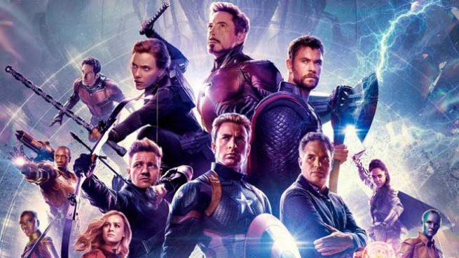 'Avengers- Endgame' - En los cines el próximo 25 de abril