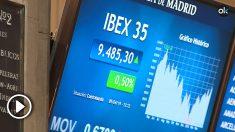 La Bolsa española arrancará este miércoles por encima de los 9.400 puntos.