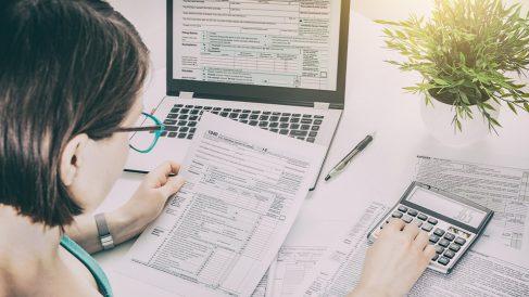 Los 3,5 millones de declarantes del IVA podrán acceder al borrador de la renta desde abril