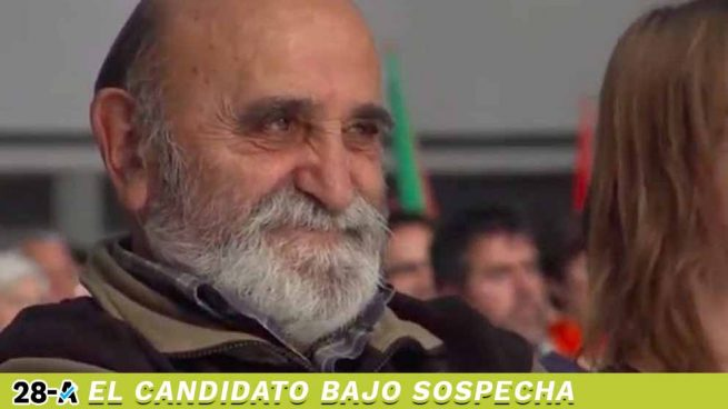 Bildu presenta como candidato a un condenado por colaboración con ETA