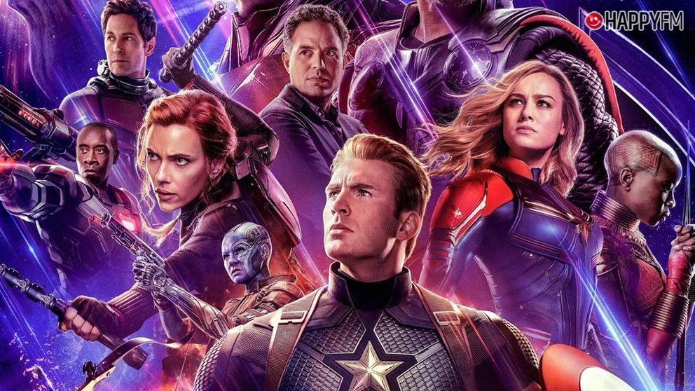 Capitán América, protagonista del último trailer de Avengers Endgame