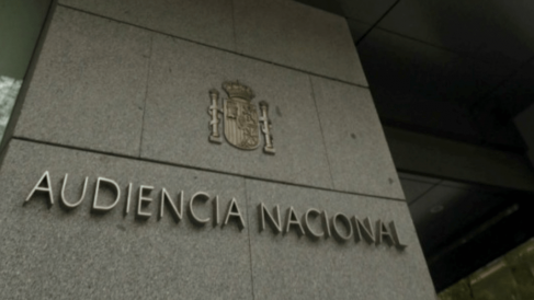 Audiencia Nacional. EFE.