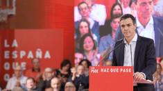 Pedro Sánchez, secretario general del PSOE. Foto. Redes PSOE.