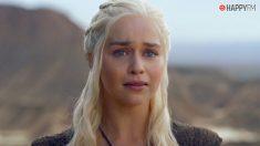 Emilia Clarke habla de sus desnudos en 'Juego de Tronos'