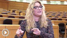 Ester Muñoz, candidata del PP al Senado.