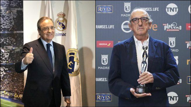 Florentino Pérez rompe con Mediapro y Real Madrid TV pasará a Telefónica