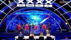 Got Talent y la actuación más peligrosa de su historia