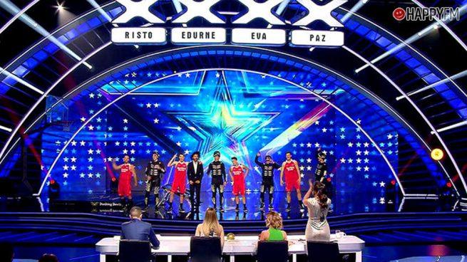 'Got Talent': Así fue la actuación más angustiosa y peligrosa de los últimos tiempos